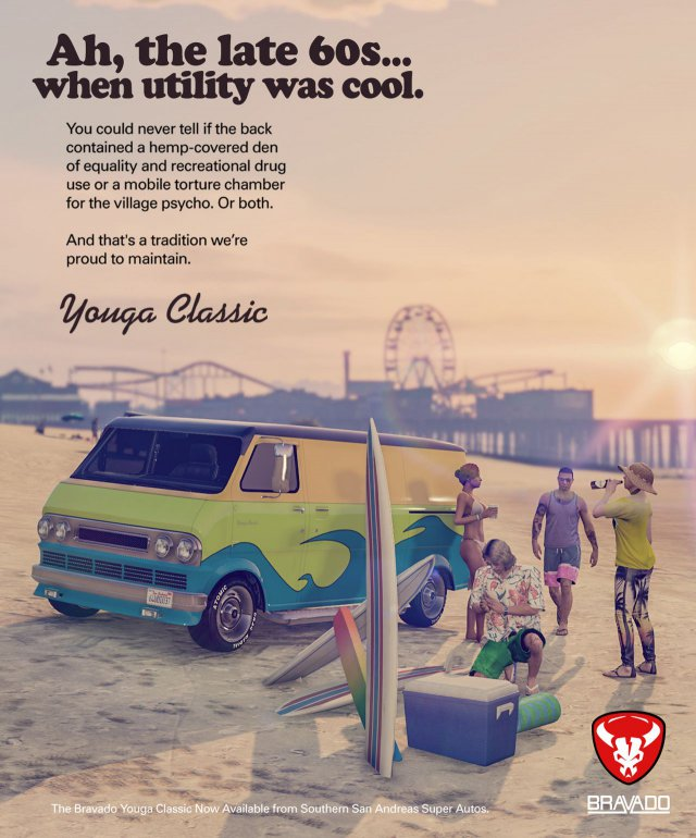 Grand Theft Auto V immagine 196821
