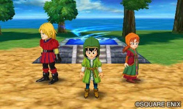 Dragon Quest VII: Frammenti di un mondo Dimenticato - Immagine 180128