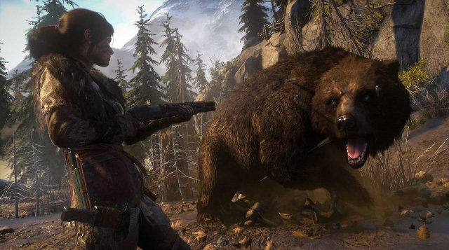 Rise of the Tomb Raider immagine 194197