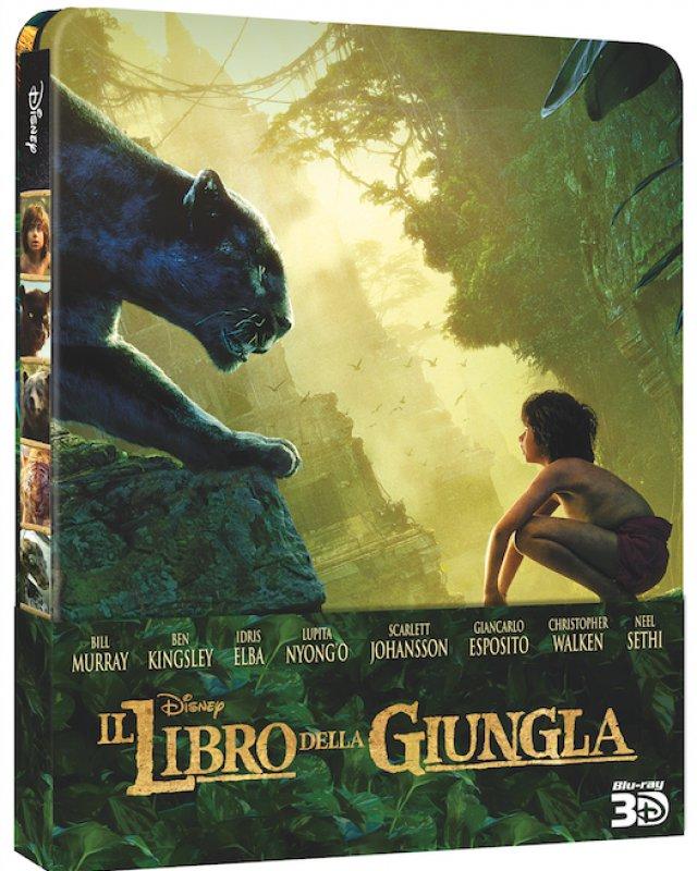 Il libro della giungla recensione cinema gamesurf