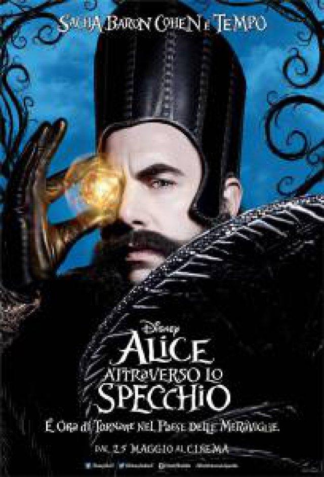 Da domani al cinema alice attraverso lo specchio attori e attrici si raccontano in un pod - Alice e lo specchio ...