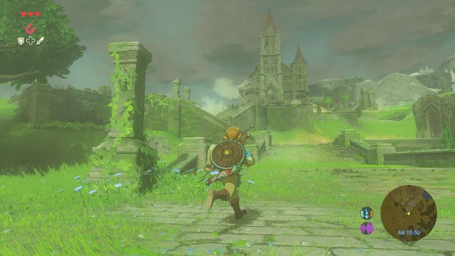 The Legend of Zelda: Breath of the Wild immagine 199700