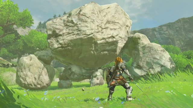 The Legend of Zelda: Breath of the Wild immagine 199702