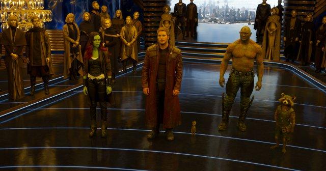 Guardiani della Galassia Volume II - Immagine 200277