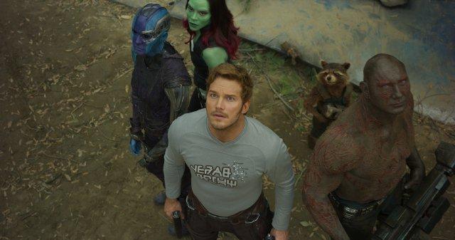 Guardiani della Galassia Volume II immagine 201068