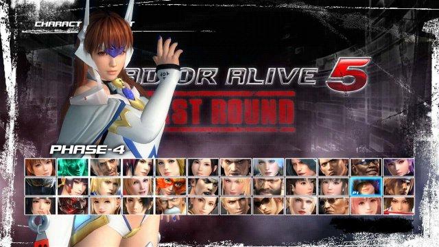 Dead or Alive 5: Last Round immagine 200419
