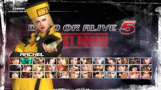 Dead or Alive 5: Last Round immagine 200429