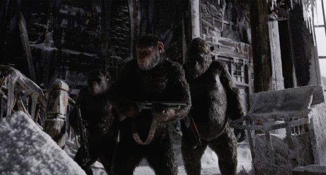 The War - Il Pianeta delle Scimmie - Immagine 200981