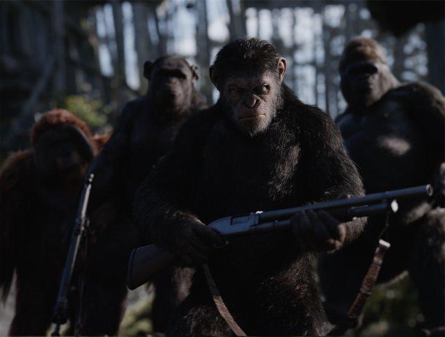 The War - Il Pianeta delle Scimmie - Immagine 201933