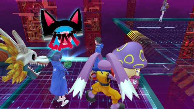 Digimon Story: Cyber Sleuth immagine 203141