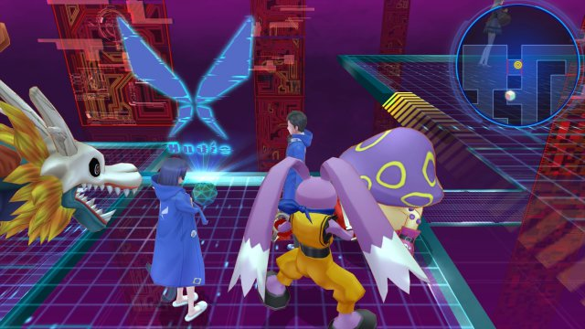 Digimon Story: Cyber Sleuth immagine 203143