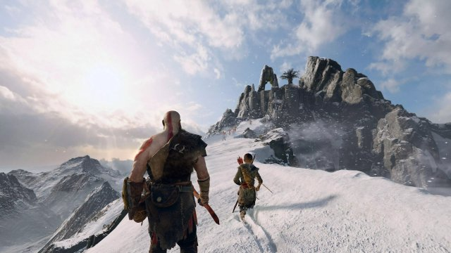 God OF War (PS4) - Immagine 202877