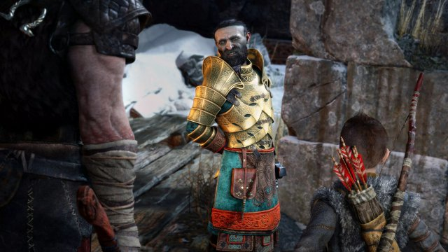 God OF War (PS4) - Immagine 202878