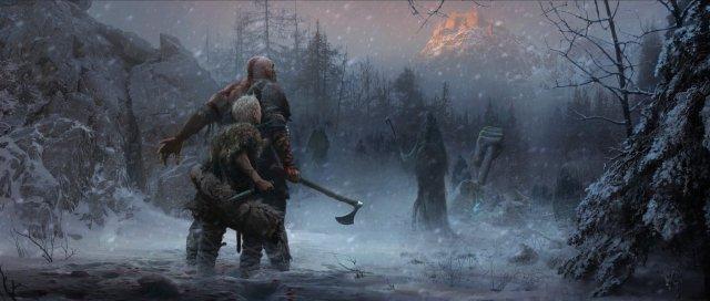 God OF War (PS4) immagine 204354
