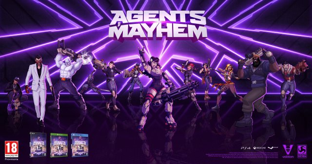 Agents of Mayhem - Immagine 200897