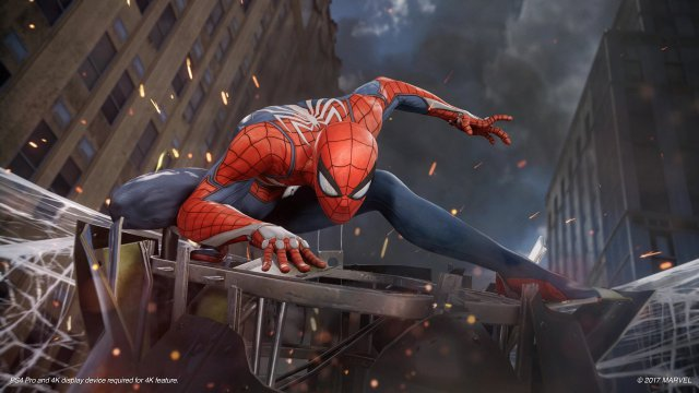 Spider-man PS4 - Immagine 202921