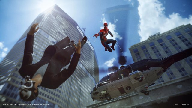 Spider-man PS4 - Immagine 202925