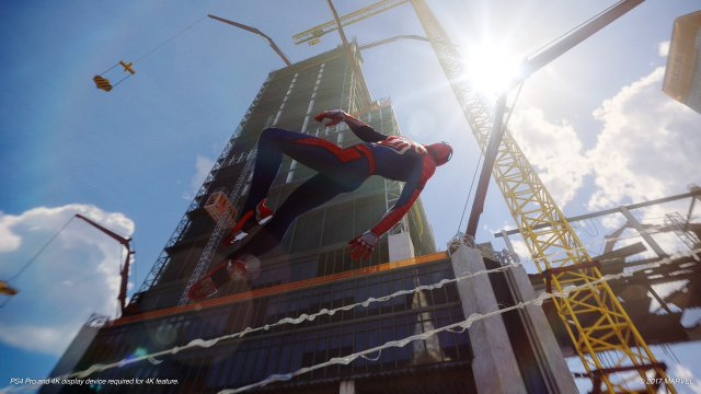 Spider-man PS4 - Immagine 205844