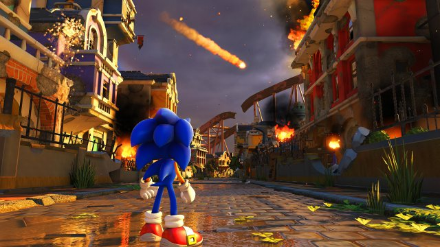 Sonic Forces - Immagine 200559
