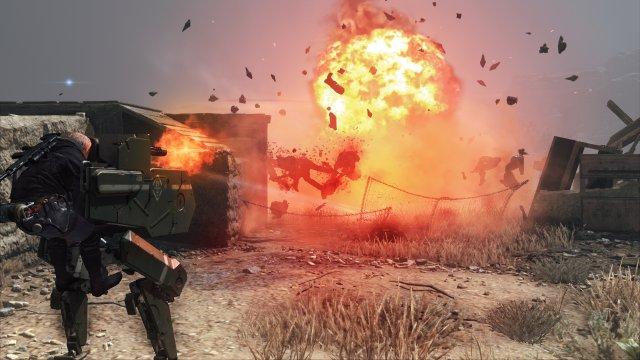 Metal Gear Survive - Immagine 205753