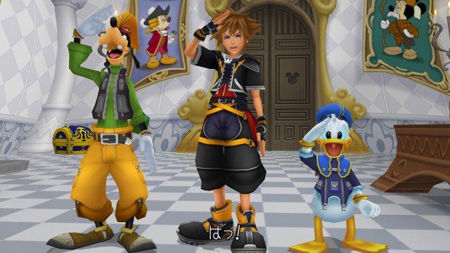 Kingdom Hearts HD 1.5 + 2.5  ReMIX immagine 199414