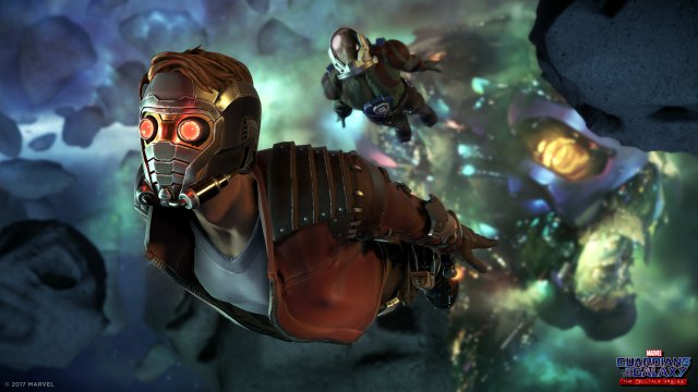 Guardians of the Galaxy - The TellTale Series - Immagine 200217