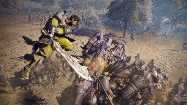 Dynasty Warriors 9 - Immagine 201831