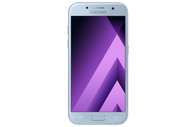 La serie Samsung Galaxy A diventa impermeabile