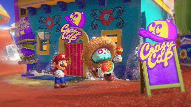 Super Mario Odyssey - Immagine 20 di 21