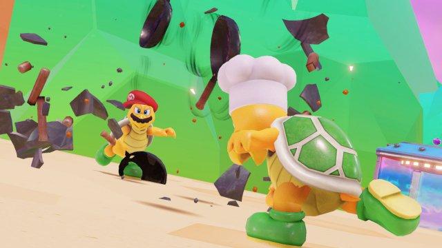 Disponibile il pre-load di Super Mario Odyssey
