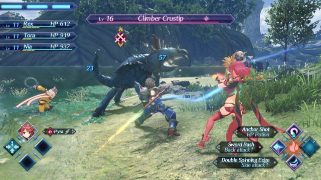 Xenoblade Chronicles 2 - Immagine 204580