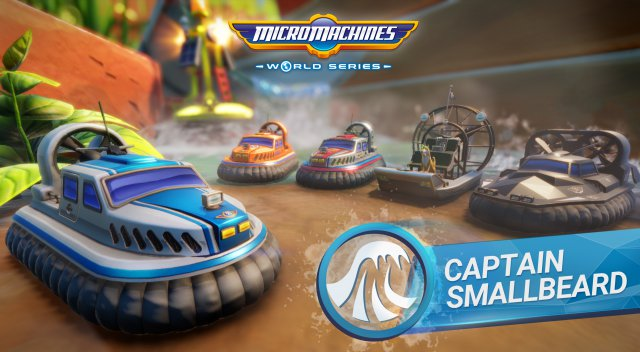 Micro Machines World Series immagine 202135
