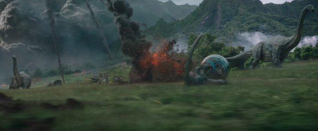 Jurassic World: Il Regno Distrutto - Immagine 27 di 29