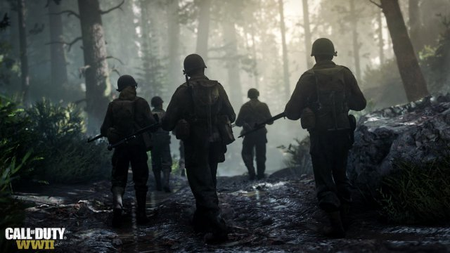 Call of Duty: WWII immagine 201400