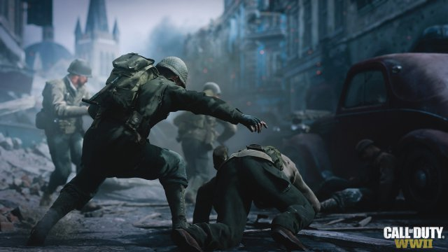 Call of Duty: WWII immagine 201402