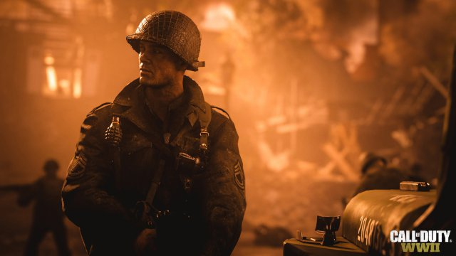Call of Duty: WWII immagine 201404