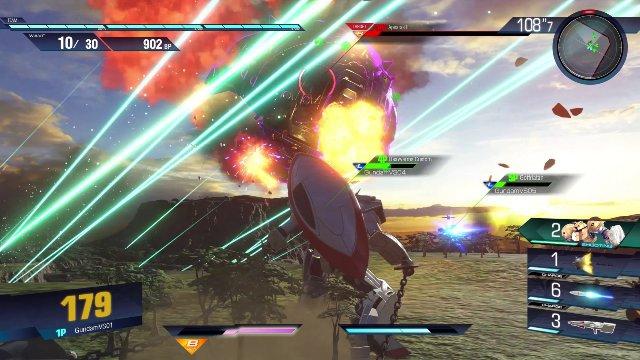 Gundam Versus - Immagine 201458