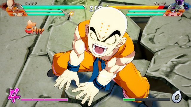 Dragon Ball FighterZ - Immagine 203986