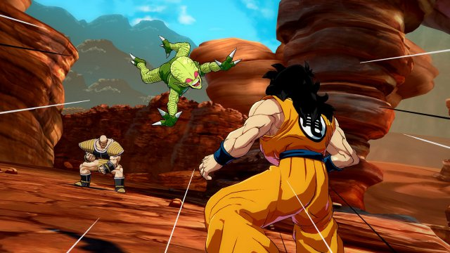 Dragon Ball FighterZ - Immagine 206820