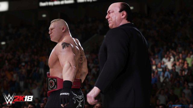 WWE 2K18 immagine 204496