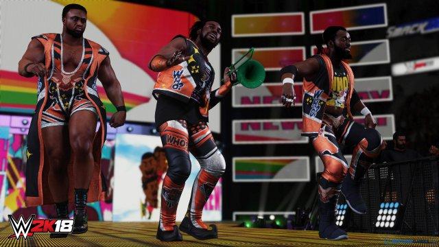WWE 2K18 immagine 204505