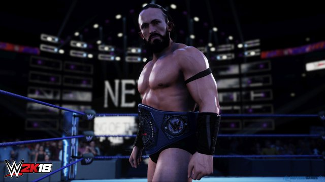 WWE 2K18 immagine 204517