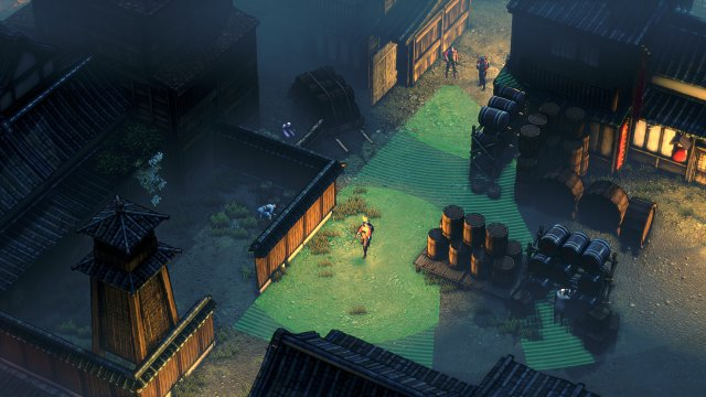 Shadow Tactics: Blades of the Shogun immagine 203365