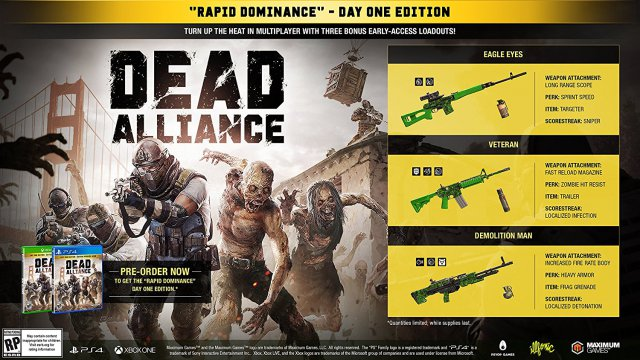 Dead Alliance immagine 203435