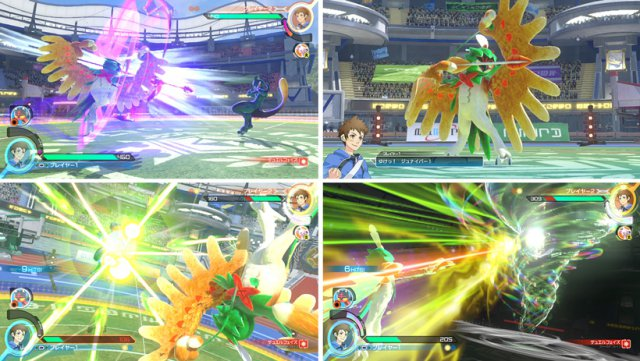 Pokkén Tournament DX immagine 203545