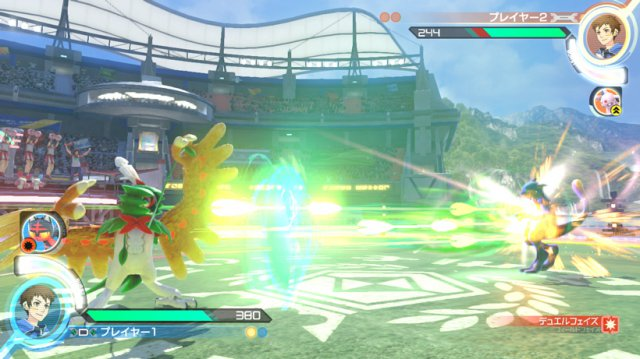 Pokkén Tournament DX immagine 203551