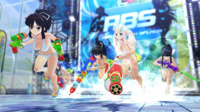 Senran Kagura: Peach Beach Splash immagine 203561