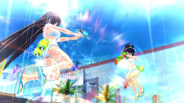 Senran Kagura: Peach Beach Splash immagine 203563