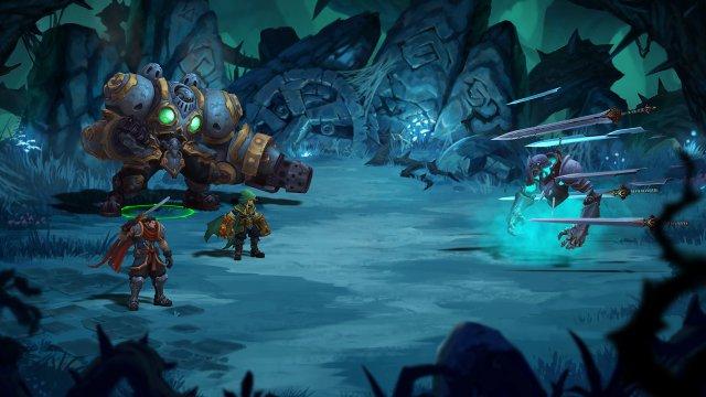 Battle Chasers: Nightwar immagine 203577
