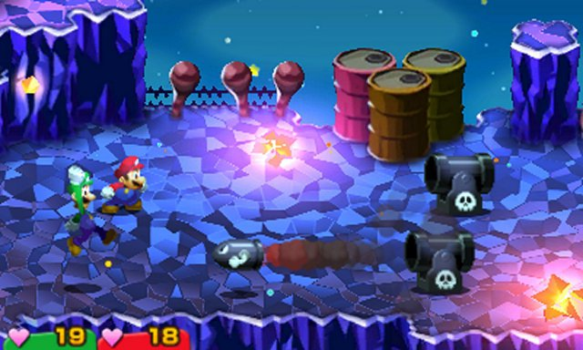 Mario & Luigi: Superstar Saga + Bowser's Minions immagine 203601